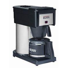 Bunn Velocity Brew High Altitude 10 Cup Home Coffee Brewer