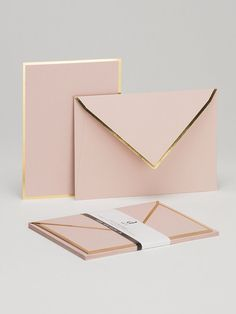 1 card and 1 envelope hot Envelope and card hotfoil by Atelier225