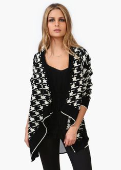Hounds Tooth Knit | Shop for Hounds Tooth Knit Online
