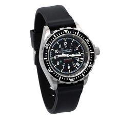 Marathon GSAR Automatic Military Divers Watch WW194006 (Tritium H3) - Left Side