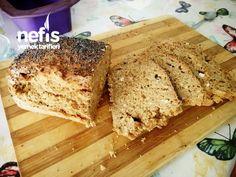 Bol Proteinli Ev Yapımı Kepekli Ekmek