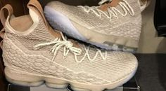 """The """"Ashes"""" Nike LeBron 15 will release in October 2017 for $185."""