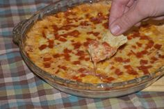 yet another amazing pizza dip
