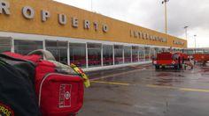 OMNI Pro Fire de Meret en el Aeropuerto Internacional de Zacatecas. EMS México Equipando a los Profesionales