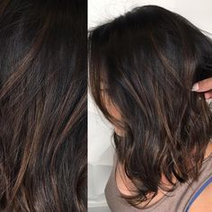 Chocolate drizzle dimensional brown tones If you liked this pin, click now for more details. Balayage Ombré, Hair Shades, Pretty Hairstyles, Hairstyle Ideas, Bob Hairstyle, Hair Ideas, Brunette Hair, Great Hair, Brown Hair Colors