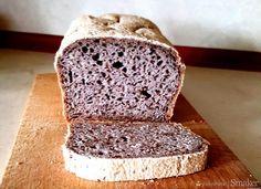 Chleb bez mąki i drożdży