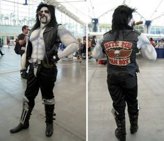 Lobo #cosplay