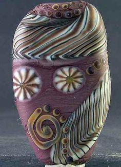 handmade ooak jaded lampwork focal bead sra ebay lampwork beads pinterest perlen und ebay