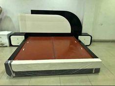 Bedroom False Ceiling Design, Bedroom Bed Design, Bedroom Furniture Design, Bed Furniture, Bedroom Designs, Bedroom Sets, Box Bed Design, Interior Work, Jafar