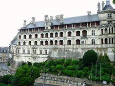 Chateau de Blois - Pays de la Loire