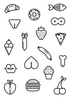 Graphic design & Co by iara principe