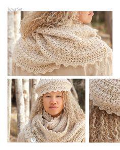 #anniesautumnblisscollection #powerpurlspodcast from Annie's Autumn Bliss Crochet Pattern Collection 2016