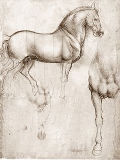 Leonardo da Vinci ~ Differenza tra la pittura e la scultura | Tutt'Art@ | Pittura * Scultura * Poesia * Musica |