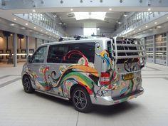 Side Vinyl - Let me see your van's decals please! - VW T4 Forum - VW T5 Forum