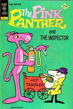 pink panther # 23 1971