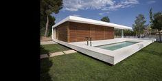 Casa para un carpintero por Silvestre Navarro Arquitectos