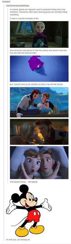 Disney Conspiracy
