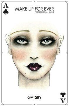 Ceux qui observent de près le phénomène de la mode, sa dynamique, son fonctionnement, ont remarqué une caractéristique importante: la CYCLICITÉ. Autrement dit, une mode lancée il y a de nombreuses années qui semble 1920 Makeup, Vintage Makeup, Flapper Makeup, 1920s Makeup Gatsby, 1920s Inspired Makeup, Roaring 20s Makeup, Great Gatsby Makeup, 1920s Flapper, Great Gatsby Hair