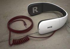 Pro Gaming Headgear by Designit , via Behance