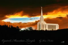 Oquirrh Mountain, Utah LDS Temple    Find more LDS inspiration at: www.MormonLink.com