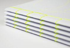 sam gough - JOURNAL - Graphic Designer and Creative Strategist in Derbyshire Reliure japonaise Graphic Design Books, Book Design Layout, Print Layout, Web Design, Print Design, Up Book, Book Art, Book Binding Design, Mise En Page Portfolio