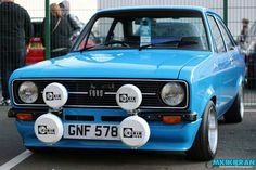Ford Escort, Ford Bronco, Rally Car, Classic Cars, Sporty, Racing, School, Cars, Motorbikes