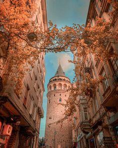 Galata tower Turkey