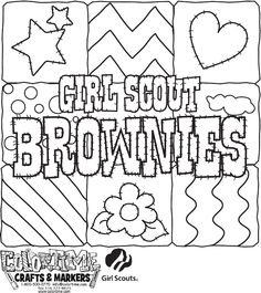 46 Best girl scout brownies images | Infant crafts, Activities for ...