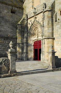 Vila do Conde: Igreja Matriz.   #Portugal #Porto