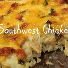 Southwest Chicken Casserole Recipe - ZipList