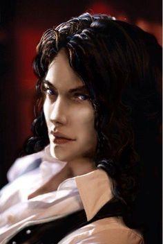 Anita Blake - Jean- Claude                                                        Love this depiction of him.