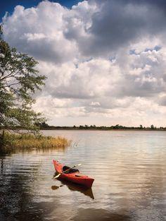 Canoe or kayak down the Brunswick River. NC's Brunswick Islands