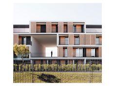 Comparto residenziale R1 - Comparto Area D4 - Milanofiori Nord - a changing milan - Ordine degli architetti, P.P.C della provincia di Milano