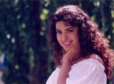 Here is a collection of bollywood actress Juhi Chawla's Hot & Sexy Images. Unseen, Rare and Childhood Photos of Juhi Chawla Most Beautiful Indian Actress, Beautiful Actresses, Most Beautiful Women, Bollywood Celebrities, Bollywood Actress, Indian Actresses, Actors & Actresses, Beautiful Teeth, Juhi Chawla
