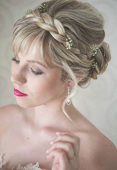 Wedding hairstyle idea; Featured Photographer: Juné Joubert