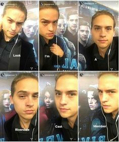 Cole sprouse jughead · i've freaked out riverdale funny, riverdale archie, riverdale Kj Apa Riverdale, Riverdale Archie, Riverdale Funny, Riverdale Memes, Riverdale Theories, Watch Riverdale, Riverdale Betty, Riverdale Netflix, Riverdale Poster