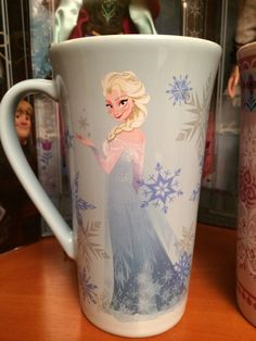 Frozen Cup Build A Snowman, Frozen, Mugs, Tableware, Home, Make A Snowman, Dinnerware, Cups, House