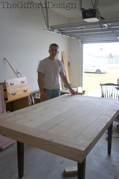 how to build this table