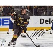 "#Valentines #AdoreWe #Shop.NHL.com - #Fanatics Authentic Autographed Vegas Golden Knights Cody Eakin Fanatics Authentic 8"" x 10"" Black Jersey Skating Photograph - AdoreWe.com"