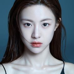 Korean Photography, Face Photography, Girl Face, Woman Face, Geisha, Short Dyed Hair, Korean Makeup Look, Beauty Makeover, Korean Beauty Girls