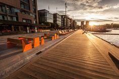 "Набережная ""Акер Брюгге"" в Осло, Норвегия: m_arch — LiveJournal"