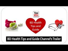BD Health Tips and Guide Channel's Trailer
