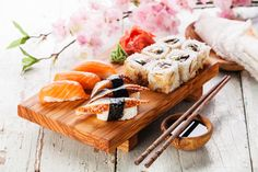 Check out Sushi Set by liskina-nora on Creative Market