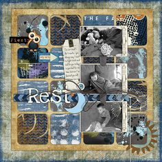 Rest- Kit: She Dared from Wendy Tunison Designs