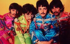 Very rare Sgt Pepper outtake