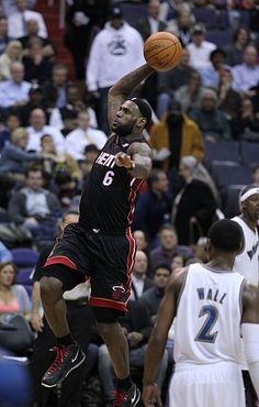On July 8, 2010, James announced on a live ESPN special, The Decision , that he would be playing for the Miami Heat for the 2010–11 season and teaming with Miami's other All-Star free agent signees Dwyane Wade and Chris Bosh . But in the end they didn't get a champion。