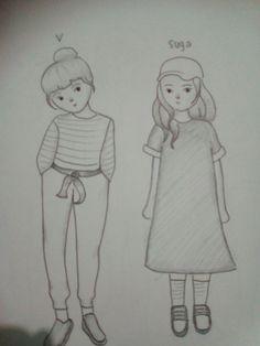 Bts girl version