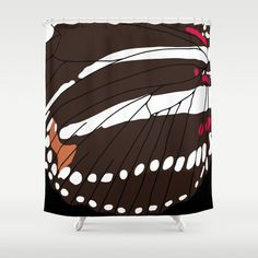 Bathroom Curtains, Butterfly Wings, Shower, Collection, Decor, Rain Shower Heads, Bathroom Window Curtains, Decoration, Showers