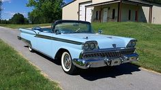 1959 Ford Sunliner Convertible Maintenance/restoration of old/vintage vehicles: the material for new cogs/casters/gears/pads could be cast polyamide which I (Cast polyamide) can produce. My contact: tatjana.alic@windowslive.com