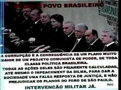 "A profecia de João Figueiredo a 35 anos - ""O PT só sairá de lá a custa de muito sangue brasileiro"". - YouTube"